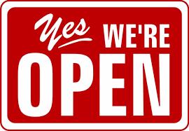 Ponovno smo otvoreni